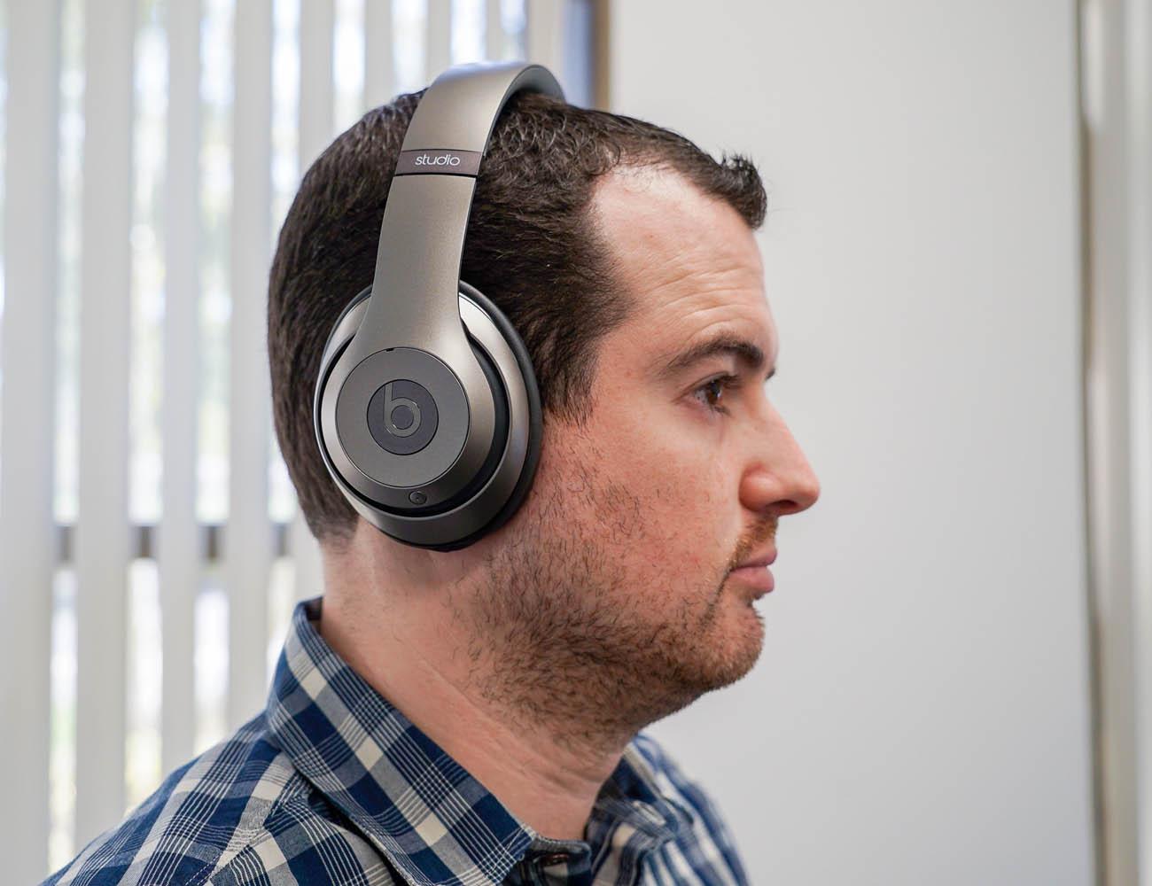 Beats by Dre Metallic Sky Studio Wireless Headphones