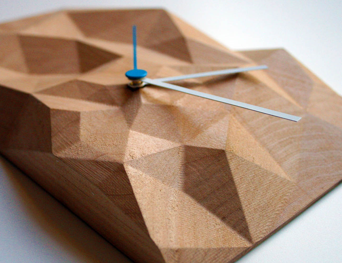 Block Clock by Such + Such