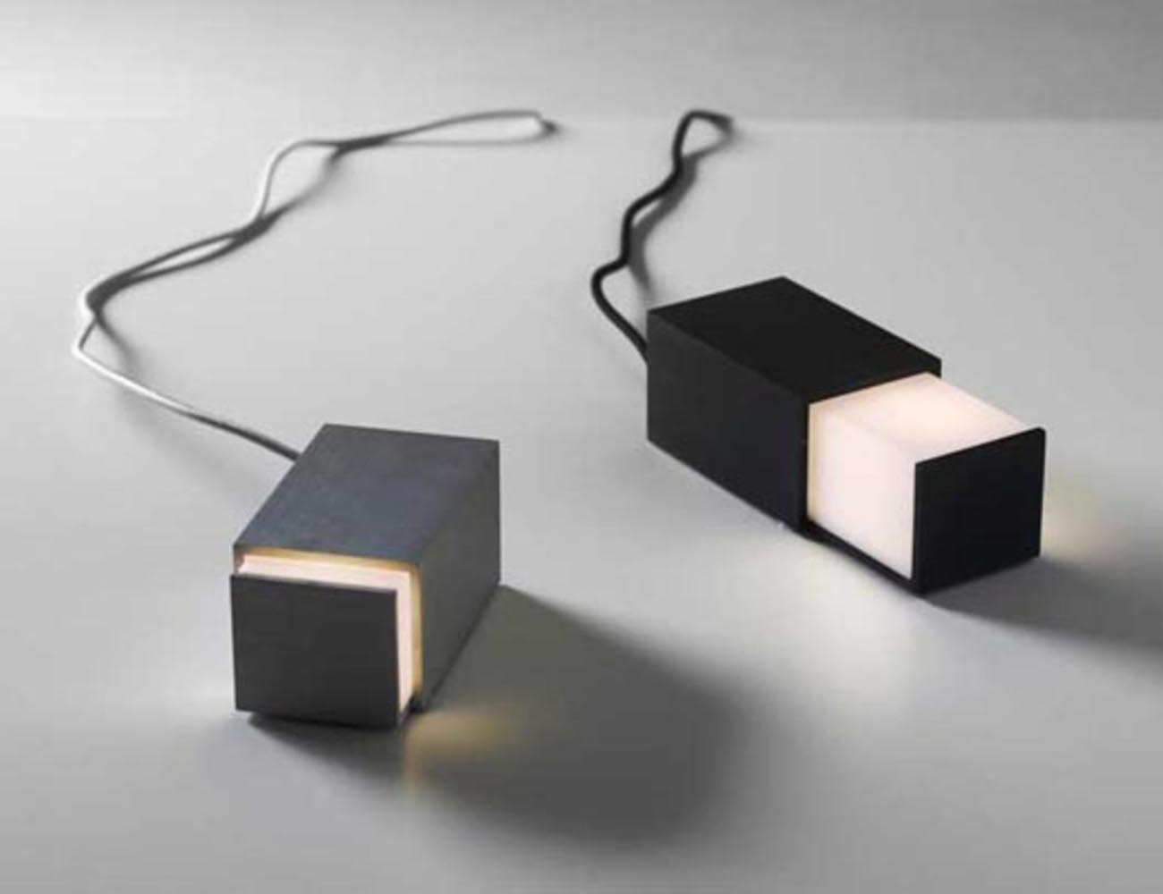 Box Light by Jonas Hakaniemi