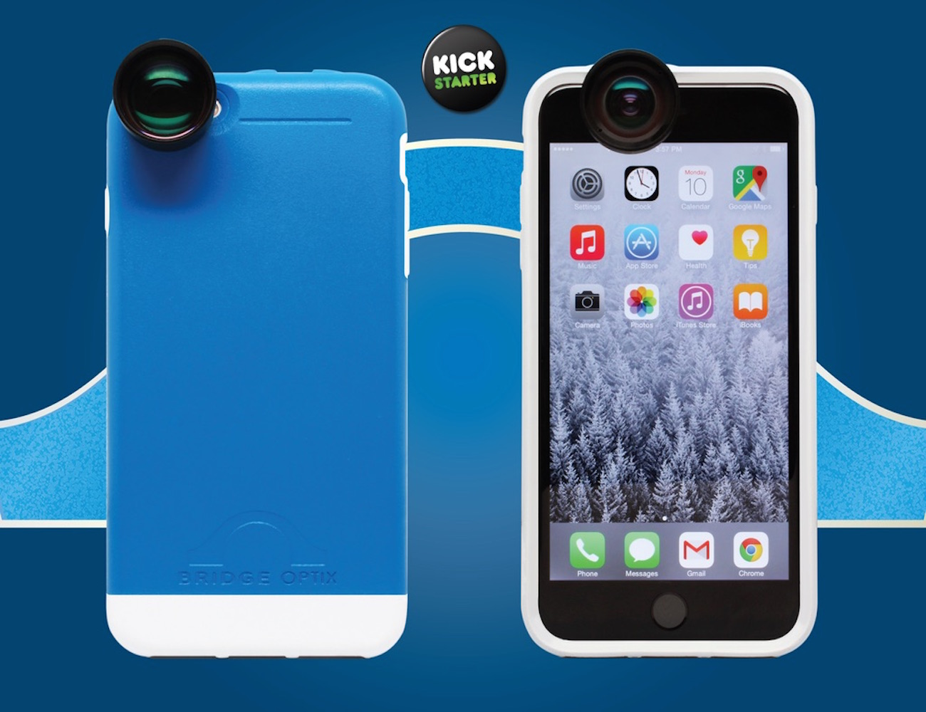 Bridge+Optix+Case+And+Lens+System+For+IPhone+6+%26amp%3B+6+Plus