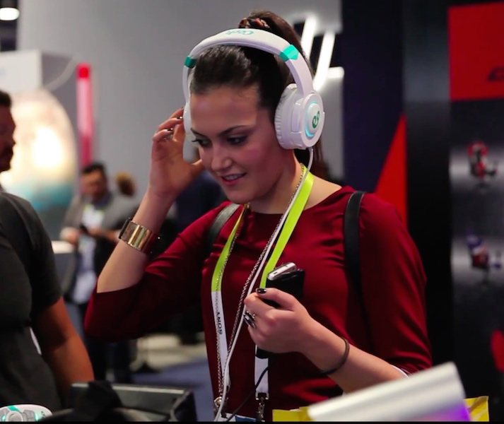 CEEKARS 4D Headphones for VR
