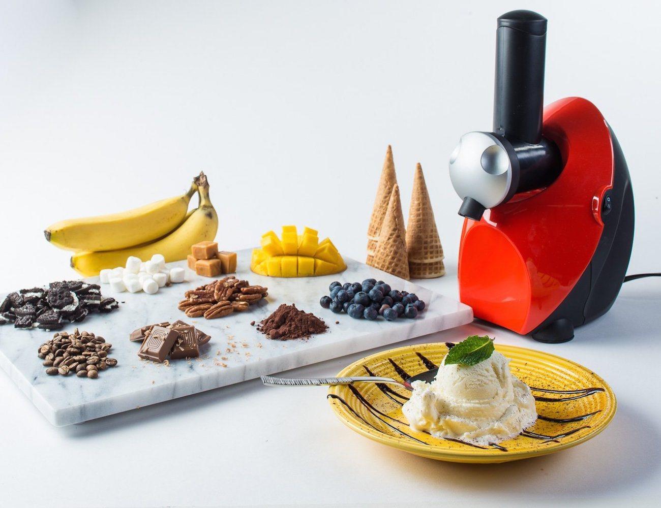 Chef's Star Frozen Yogurt & Dessert Maker