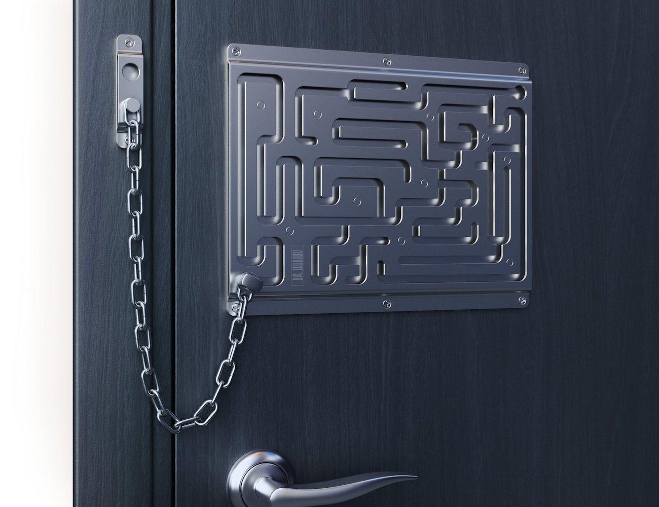 defendius labyrinth security lock review. Black Bedroom Furniture Sets. Home Design Ideas