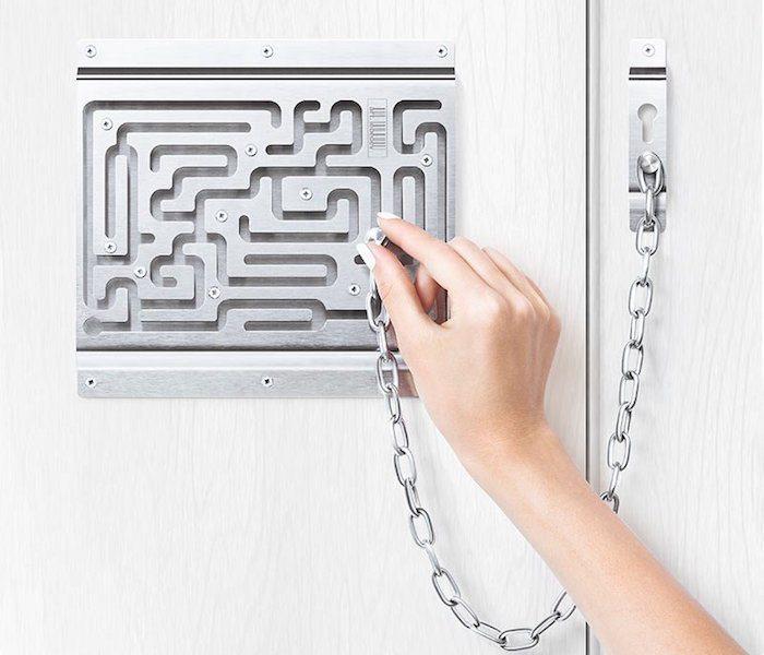 Defendius Labyrinth Security Lock