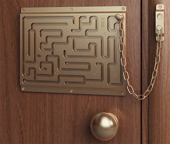 ... Defendius Labyrinth Security Lock Nice Ideas