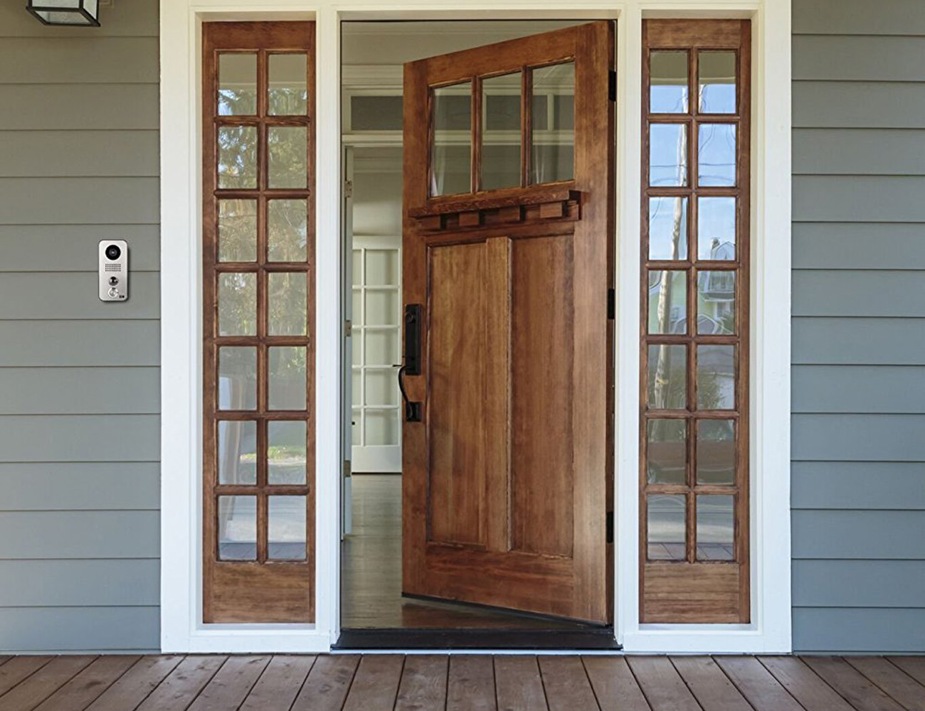 DoorBird Home Automation