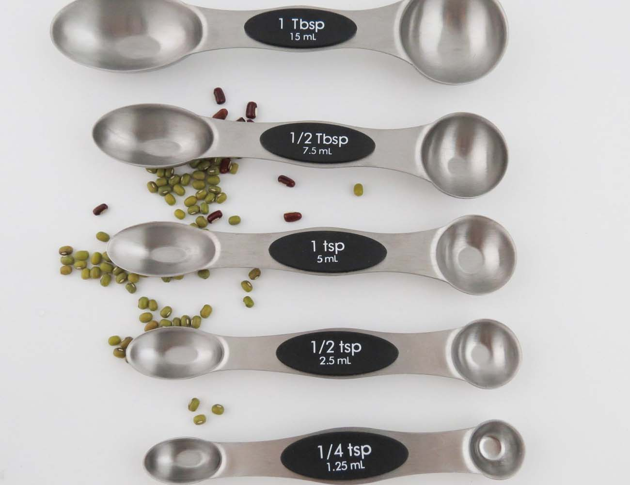 Dual Magnetic Measuring Spoons