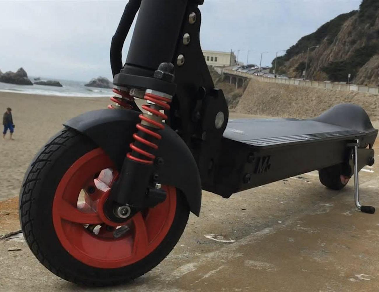 EcoReco+M5+E-Scooter