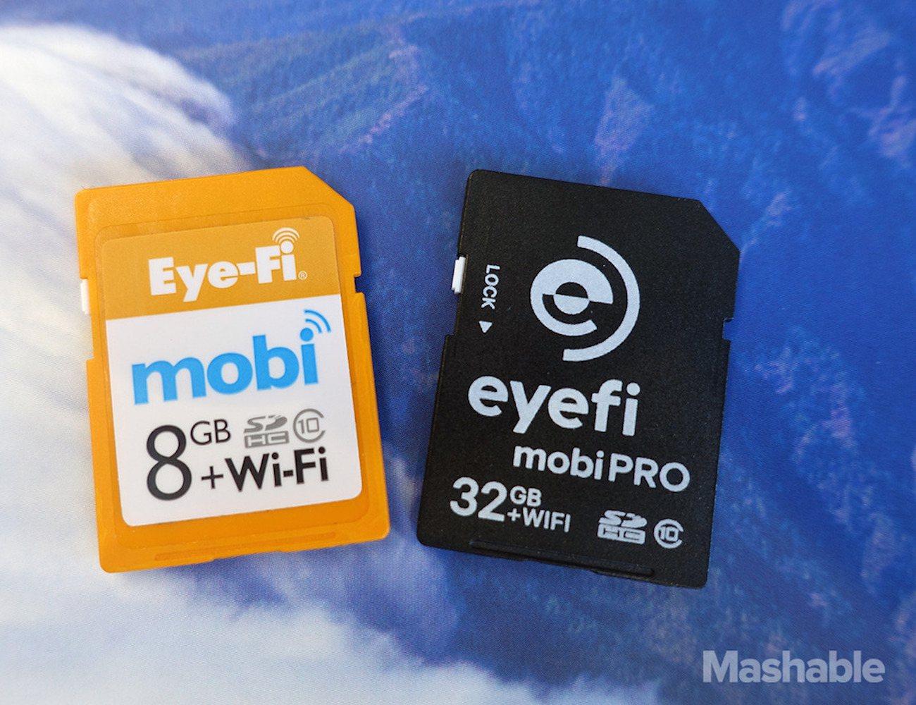Eyefi Mobi Pro SD Card
