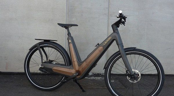 The Leaos Solar Electric Bike Is Self-Sufficient And Powerful