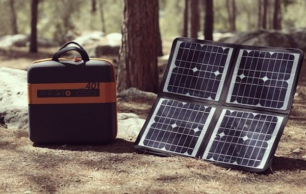 KaliPAK: Generate And Store Solar Power From Your Back