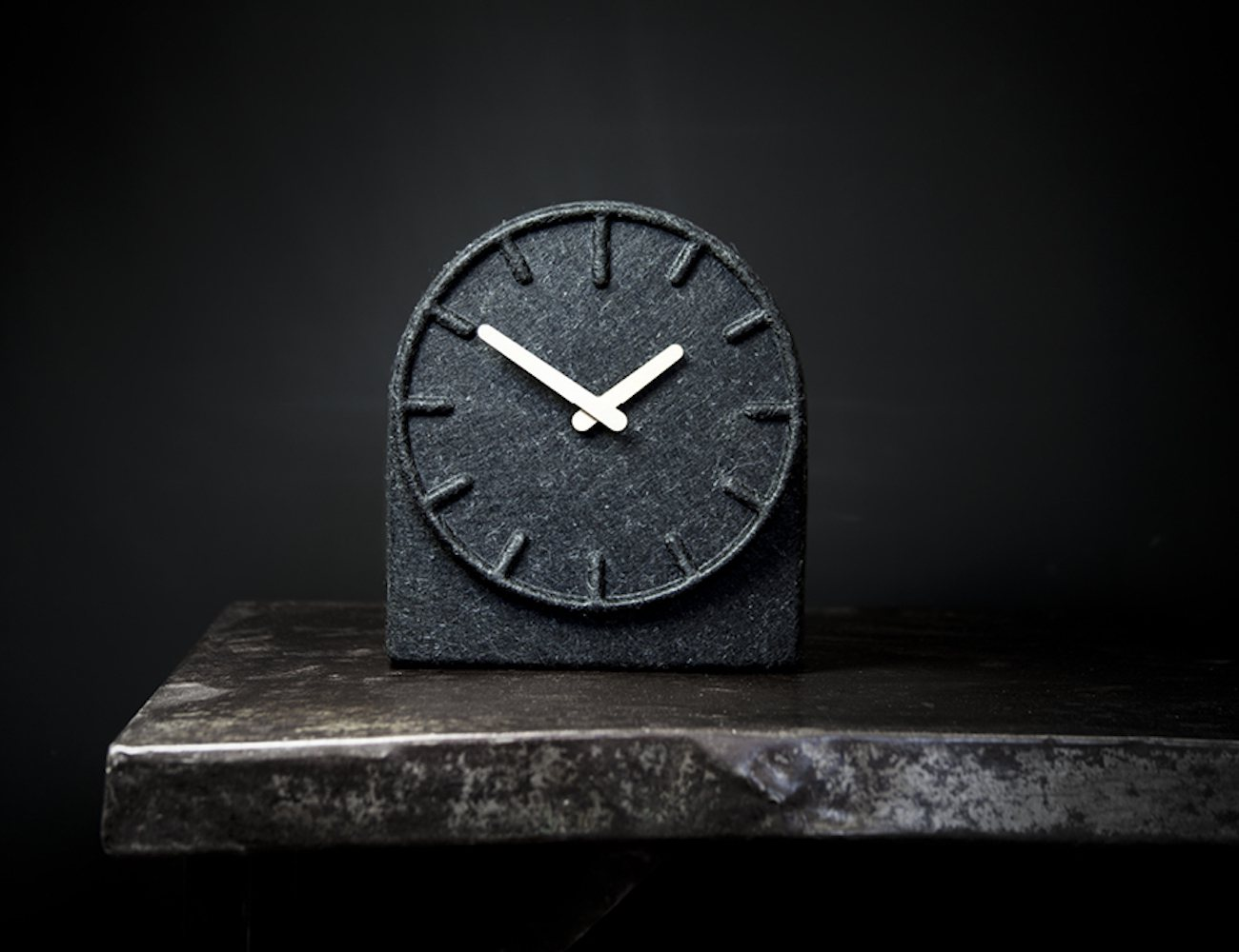 Felt Two Clock