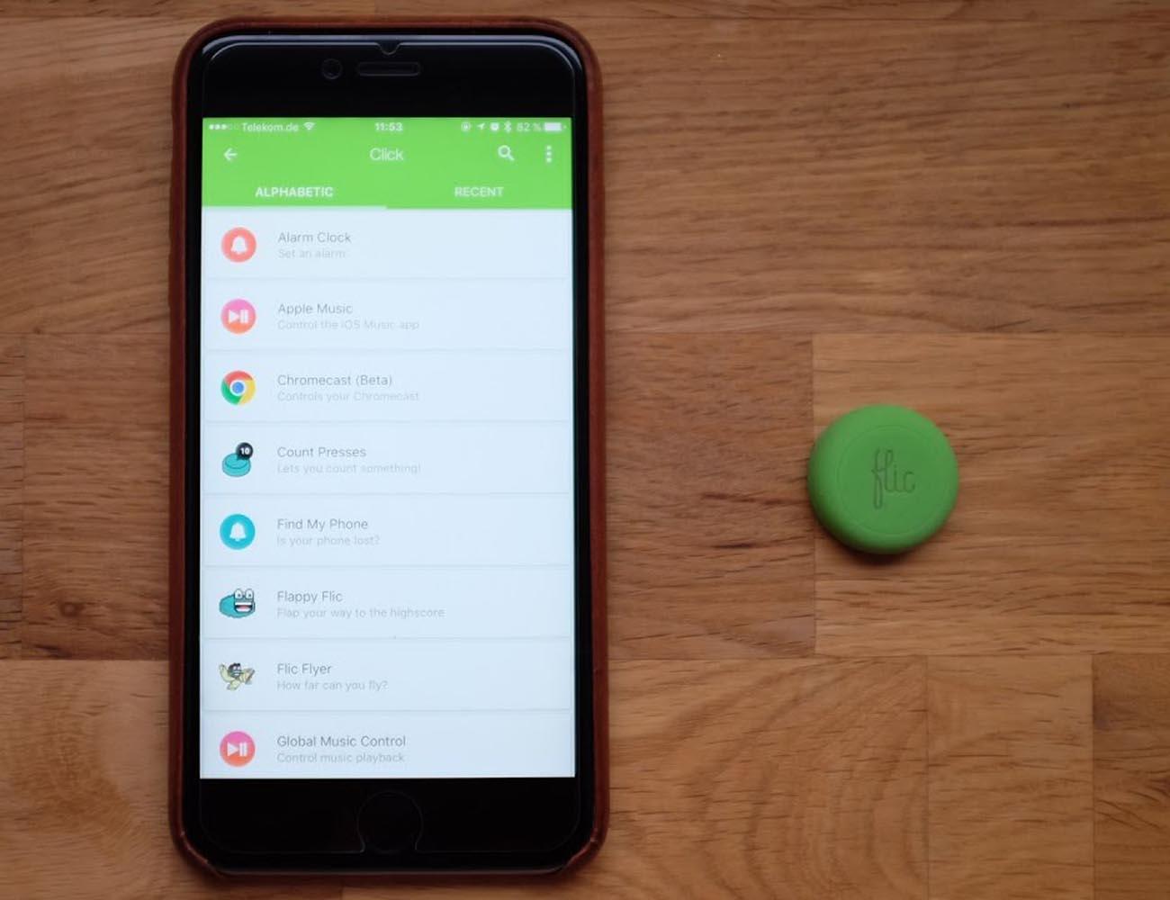 Flic – The Wireless Smart Button