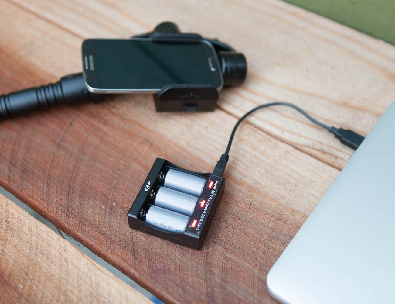 Fly-X3 – The Handy Motorized Phone Stabilizer