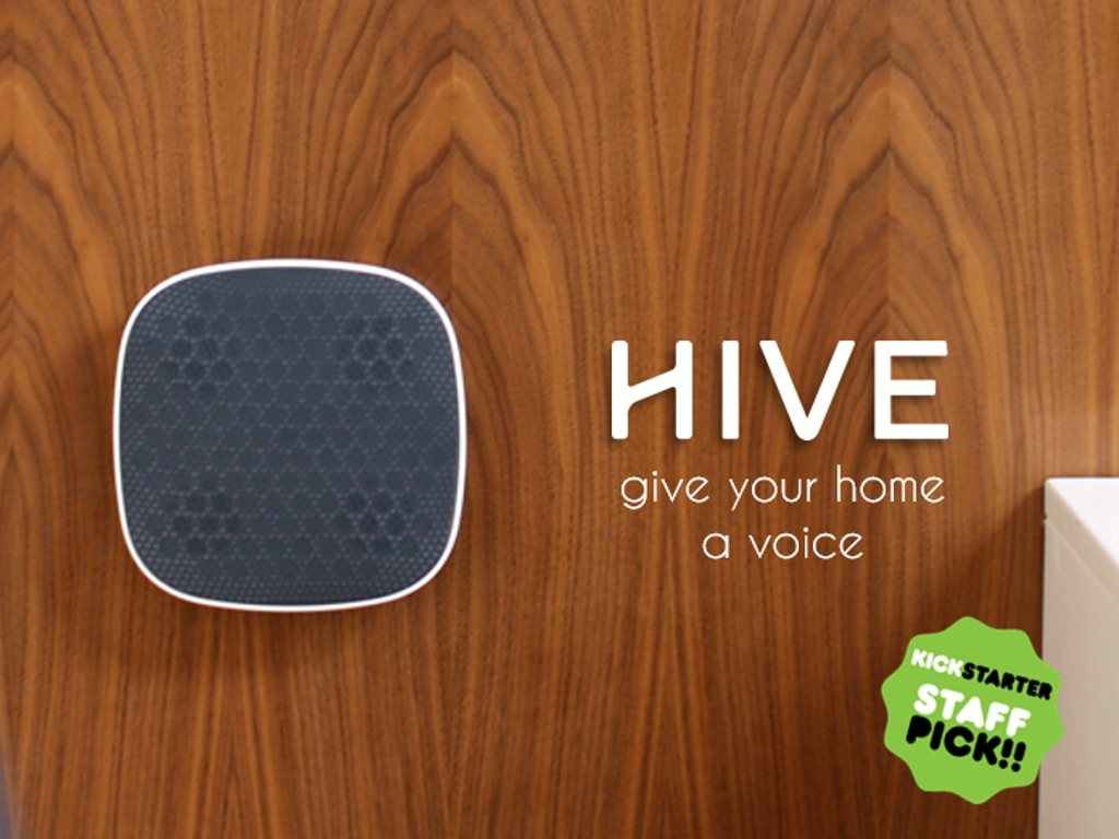 Hive – Smart Home, Security, And Entertainment For Everyone
