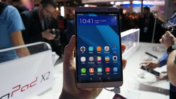 Huawei MediaPad X2 is a Large Smartphone and a Small Tablet: Is it Good at Either?