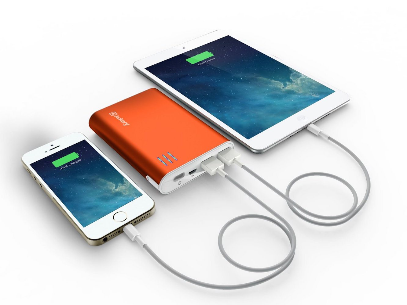 jackery giant 2 usb portable external battery charger gadget flow. Black Bedroom Furniture Sets. Home Design Ideas