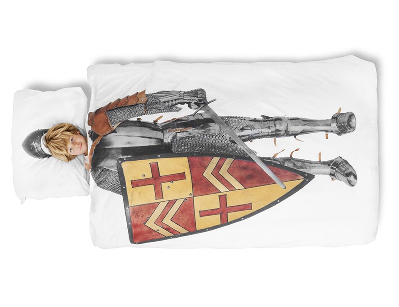 Knight Duvet Set by Snurk
