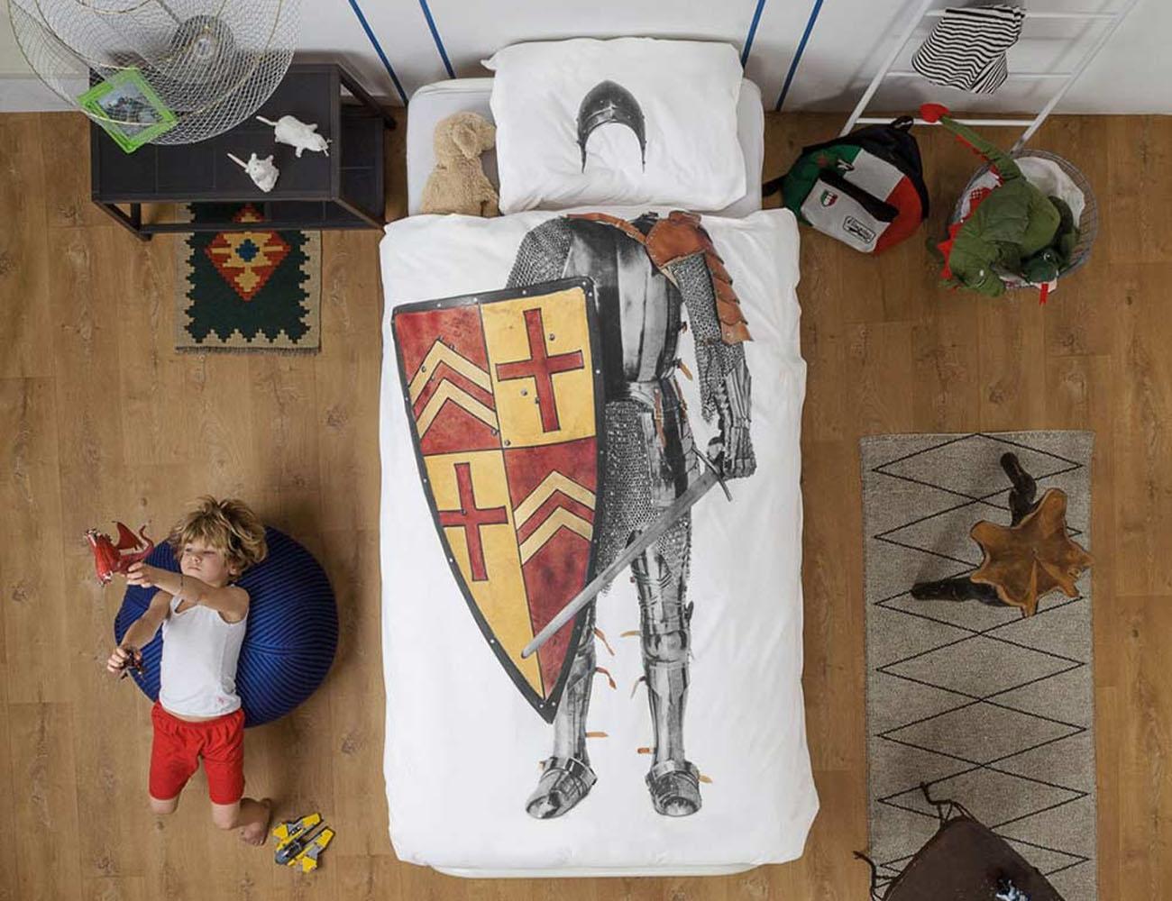 Knight+Duvet+Set+By+Snurk