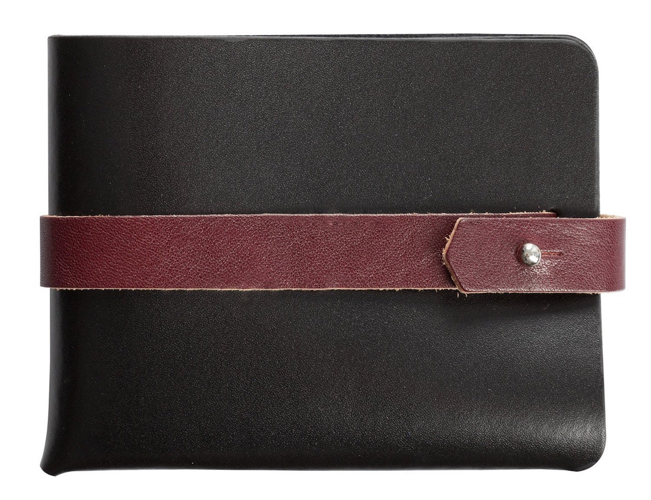 Leaf+Leather+Wallet