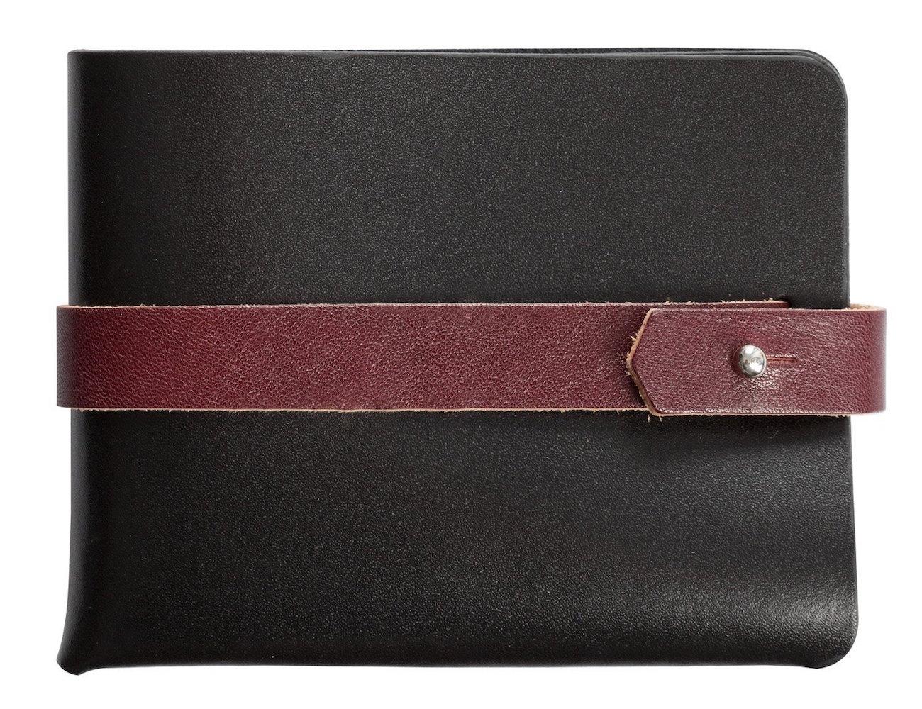 Leaf Leather Wallet