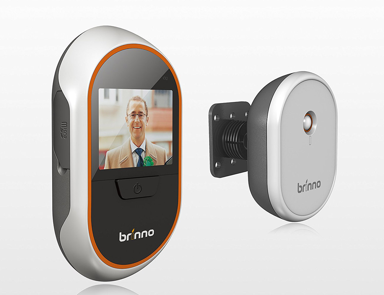 Motion Activated Peephole Viewer by Brinno