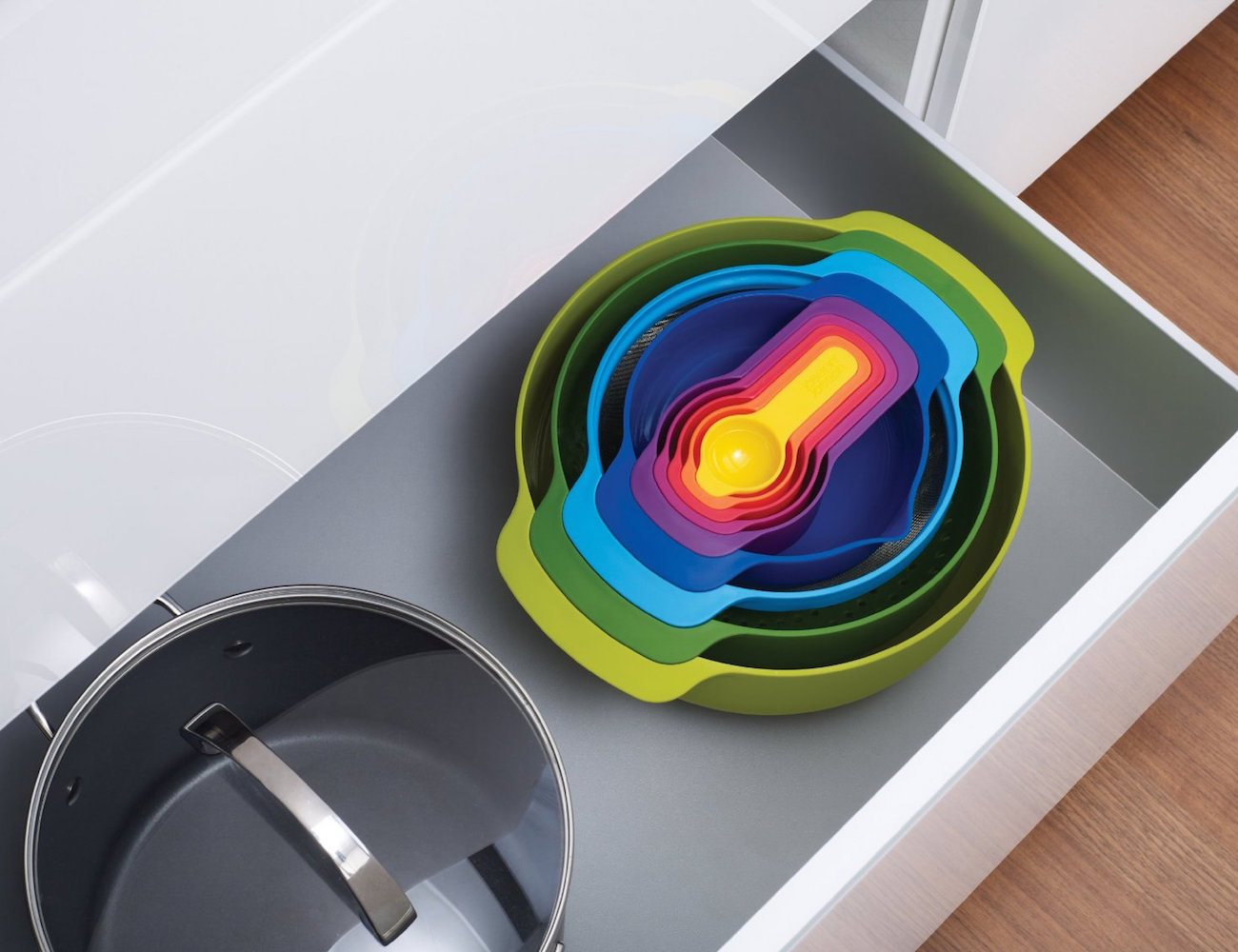 Nest 9 Plus by Joseph Joseph