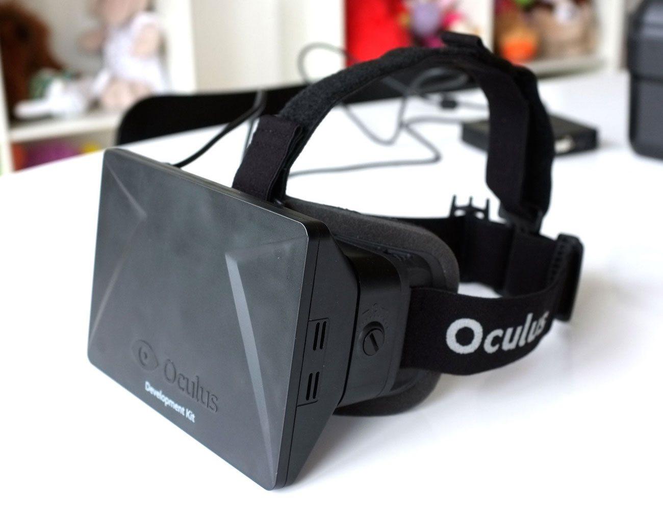 Oculus Rift Developers Kit