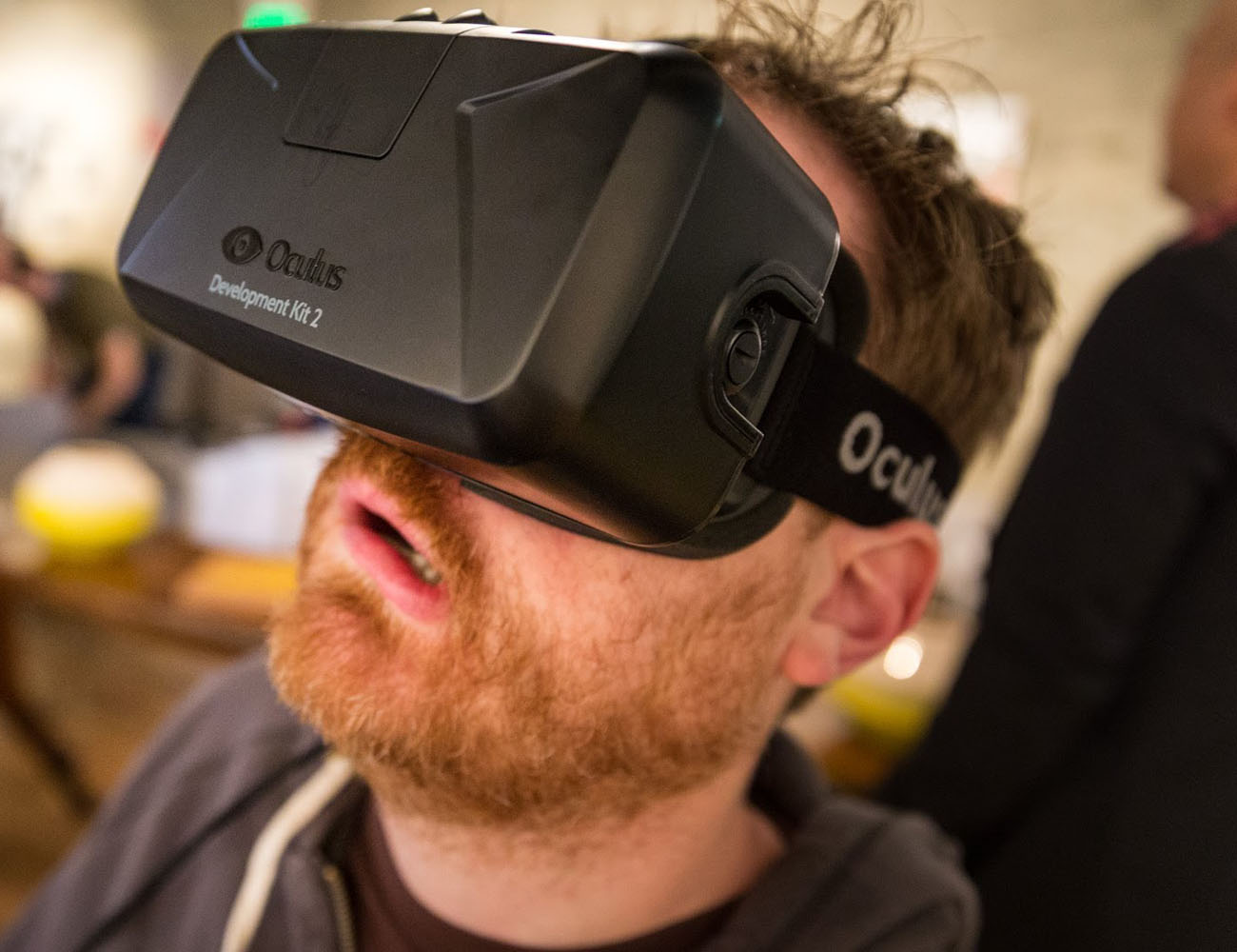 Oculus Rift Developers Kit