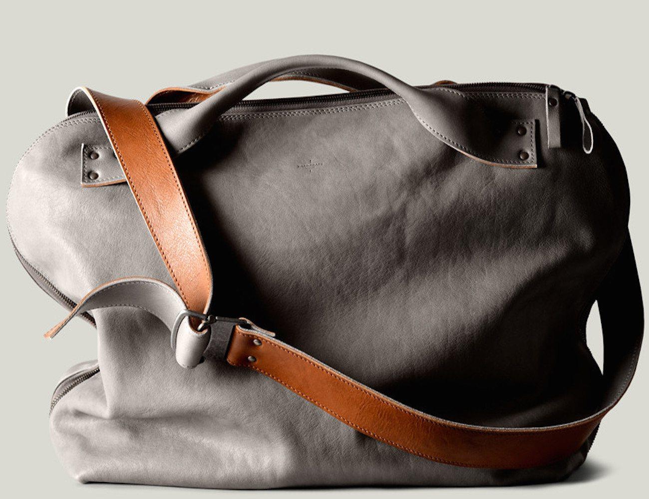 Offhand Shoulder Bag / Field By Hard Graft