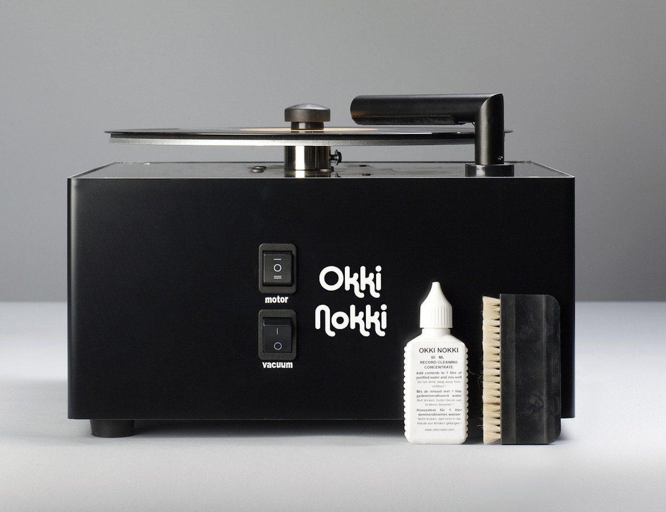 vinyl record cleaner machine