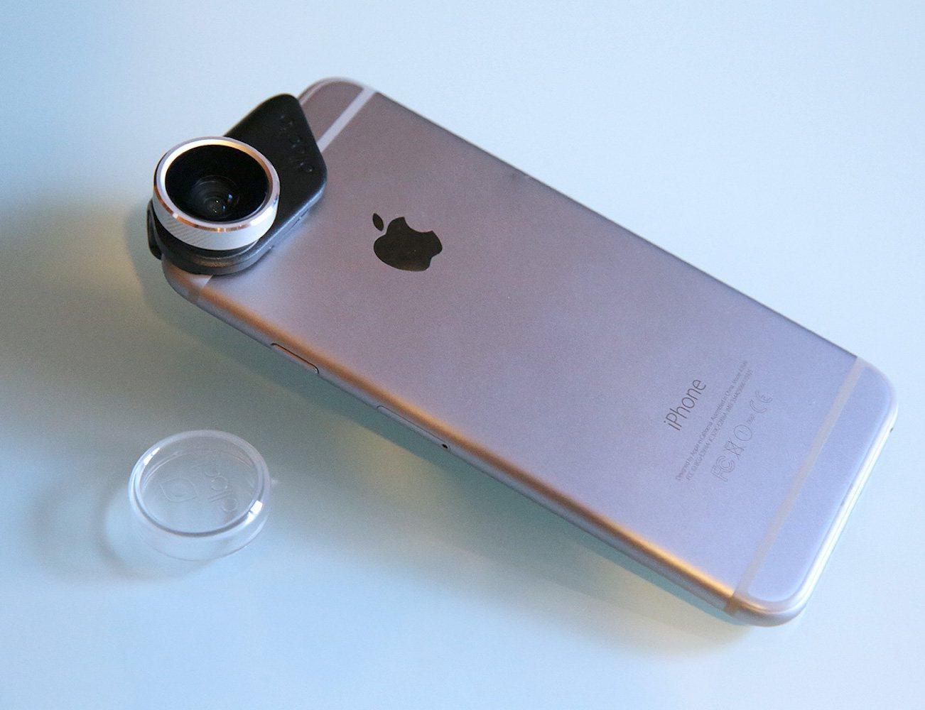 Olloclip Macro 3-IN-1 Lens for iPhone 6/6 Plus