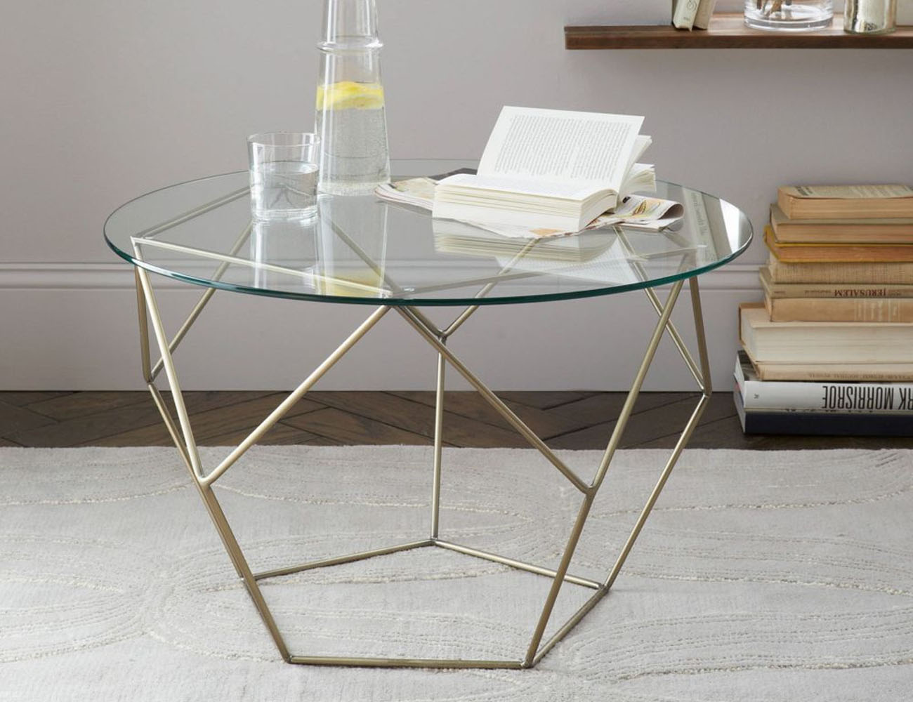 Superieur Origami Coffee Table