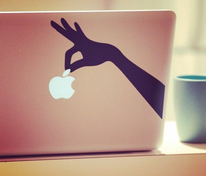 Original Sin MacBook Decal