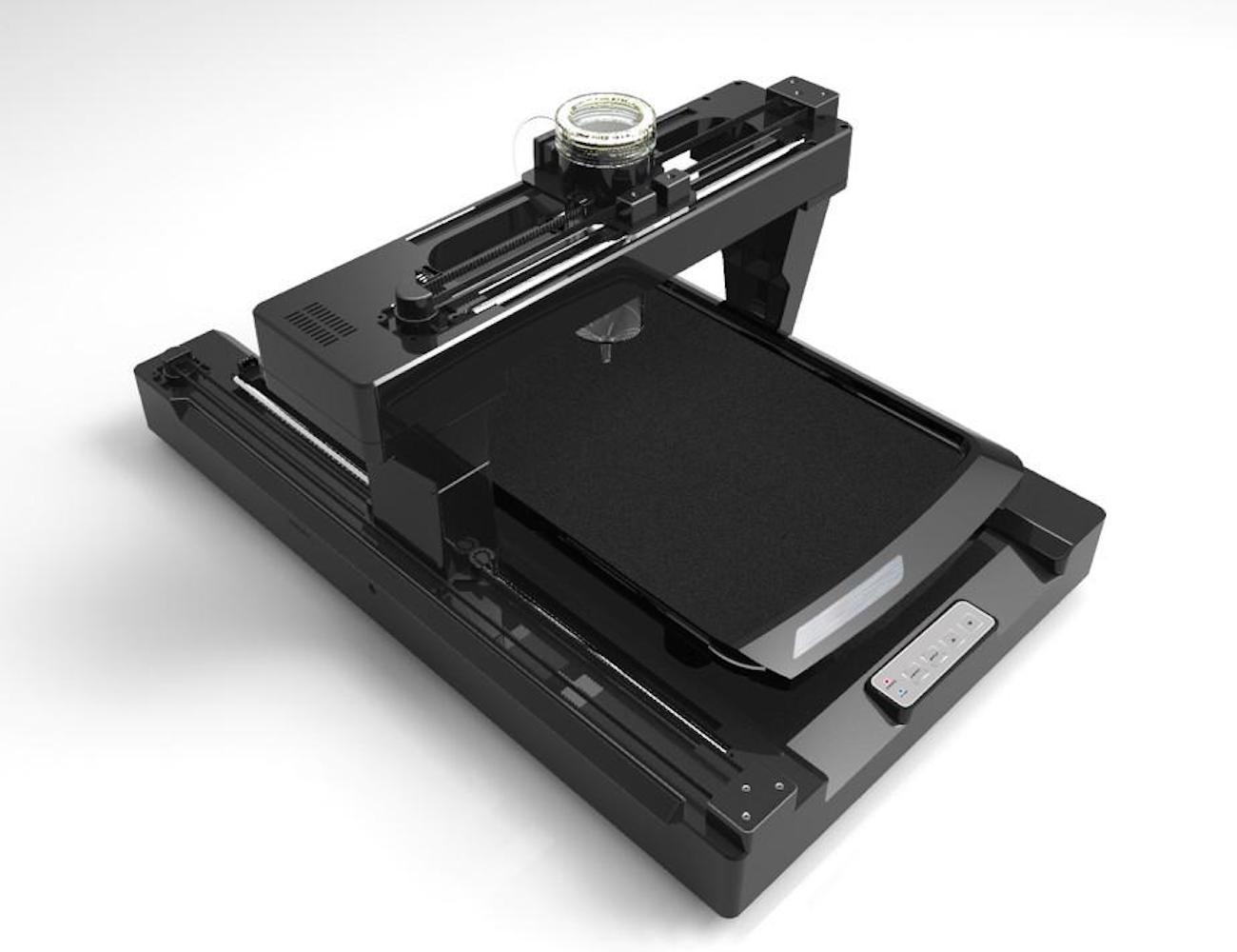 PancakeBot – The World's First Pancake Printer