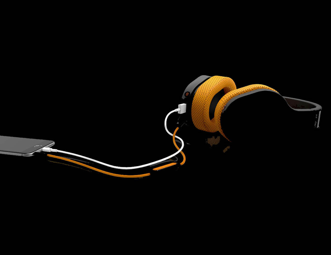 Phaz Music Model P2 Headphones
