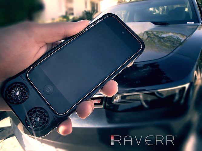 RAVERR: More Of Everything For Your Smartphone