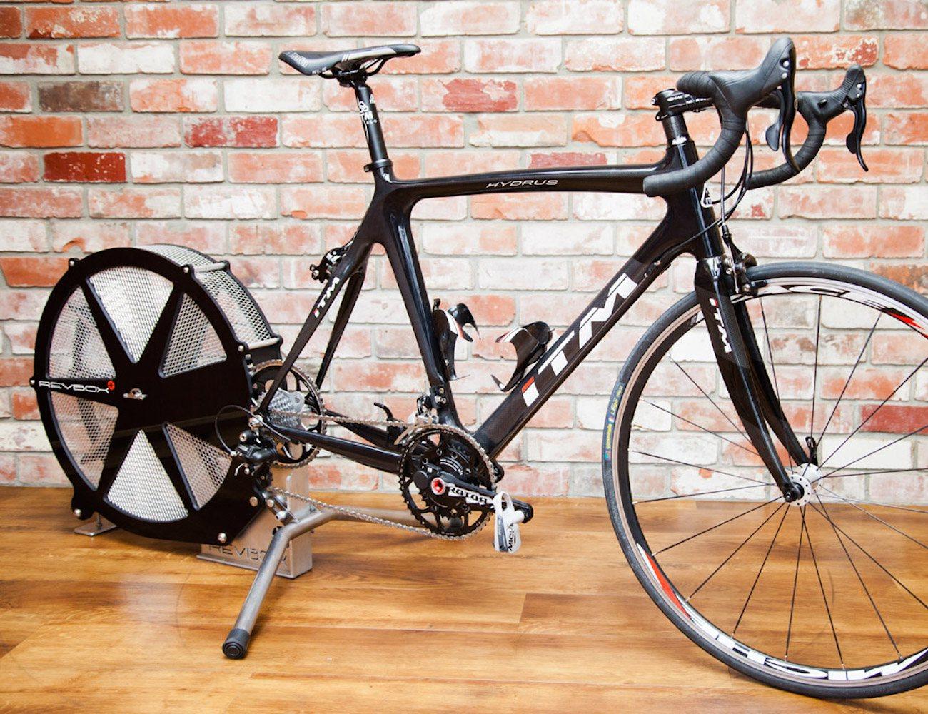 Revbox Erg – Revolutionary Stationary Cycle Trainer