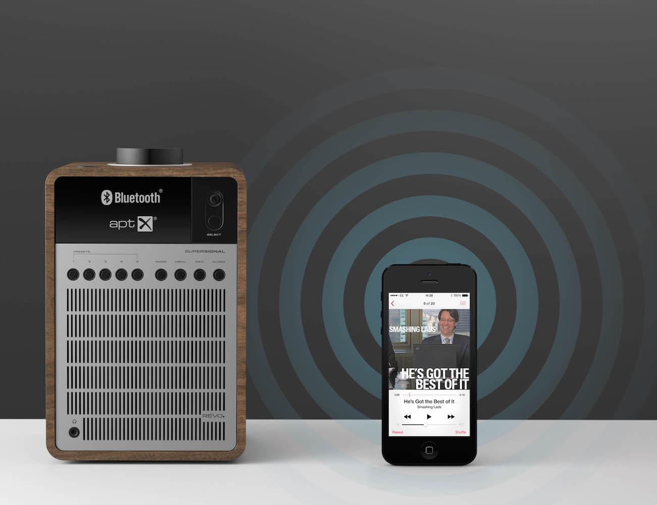 Revo SuperSignal DAB/FM Bluetooth Radio