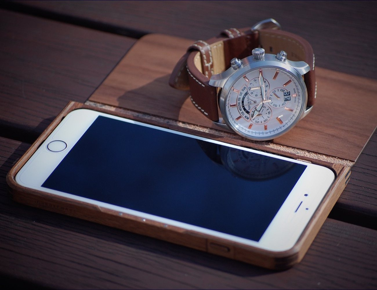 Rogier du Bellier – Affordable Swiss Made watches