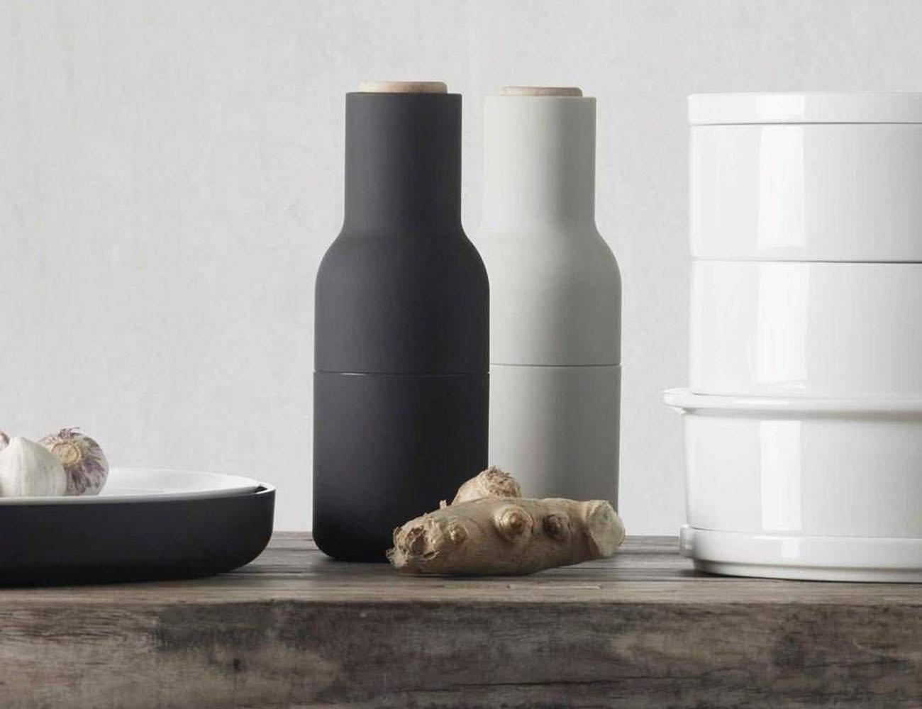 Salt & Pepper Bottle Grinder by Norm Architects