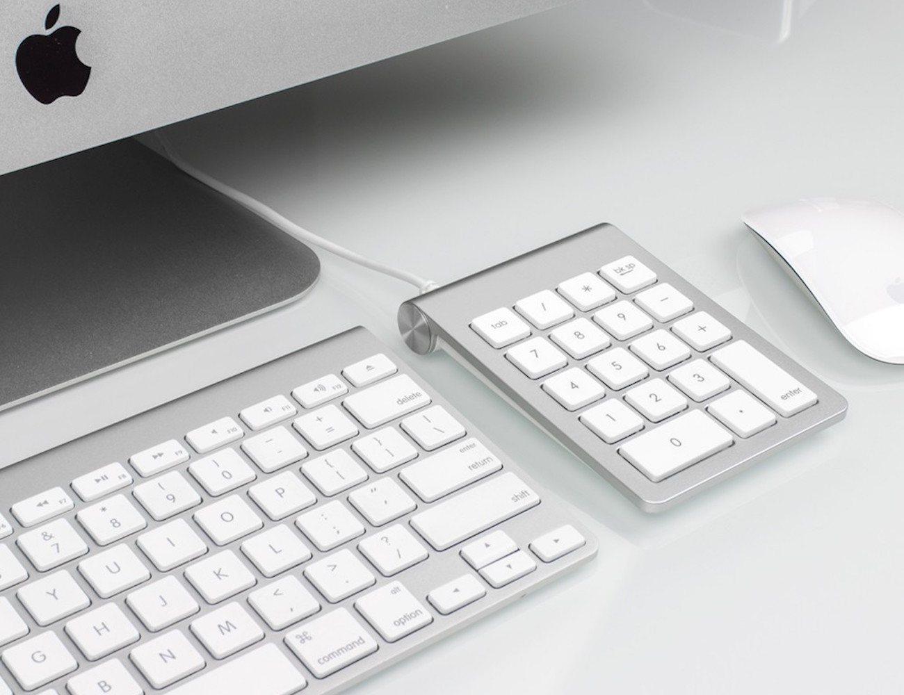 satechi aluminum usb numeric keypad 187 gadget flow