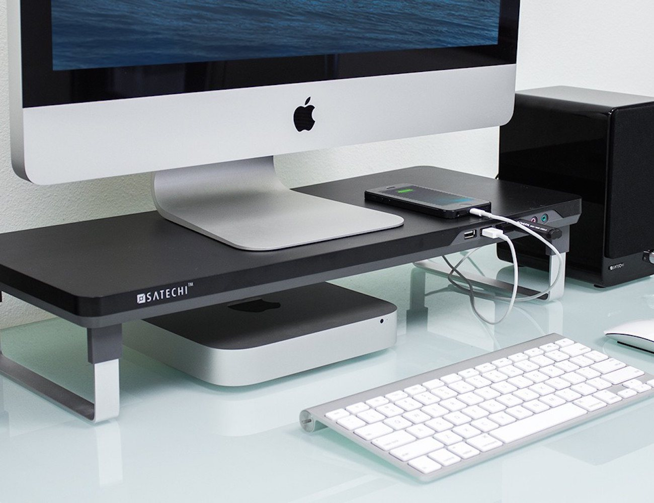 Satechi F3 Smart Monitor Stand 187 Gadget Flow
