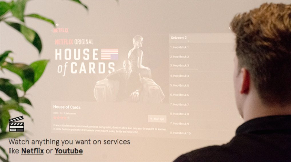 Beam and Netflix