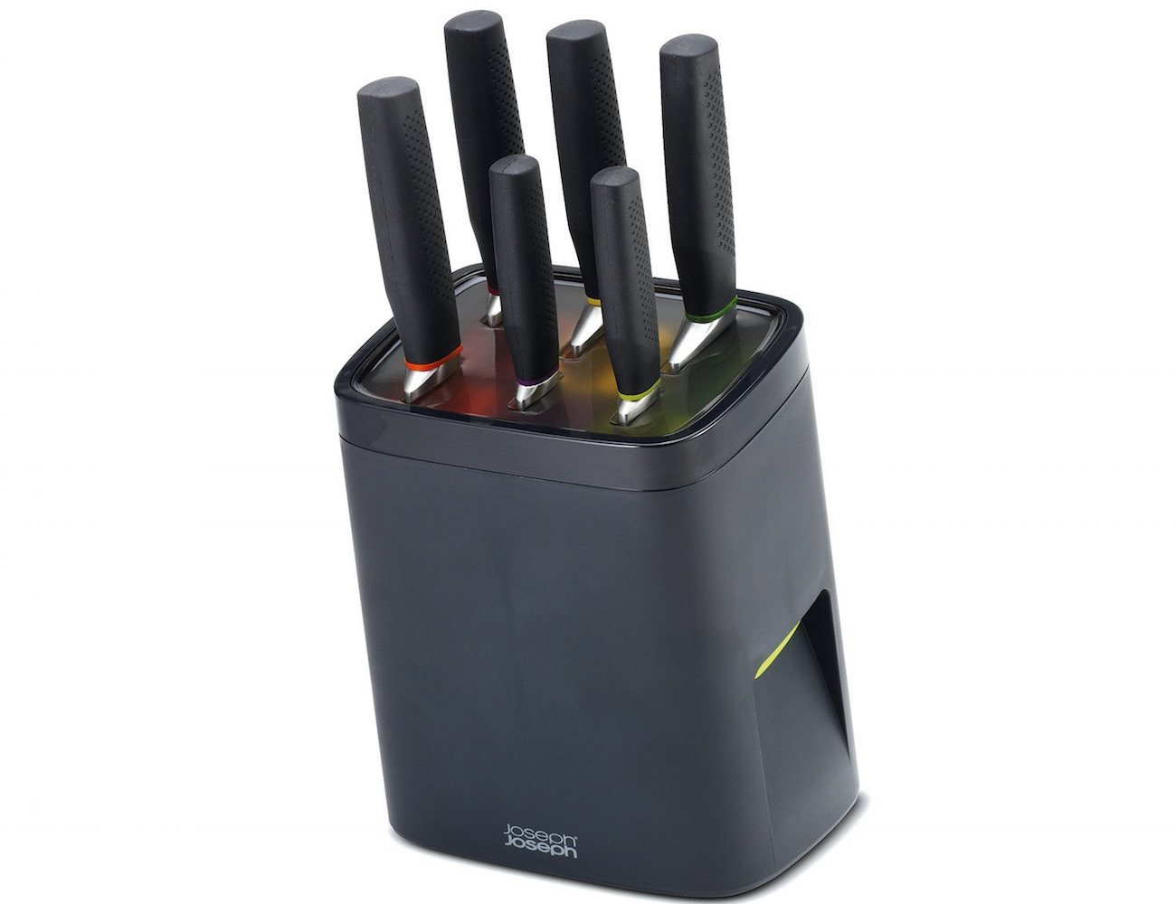 Self-Locking Knife Block