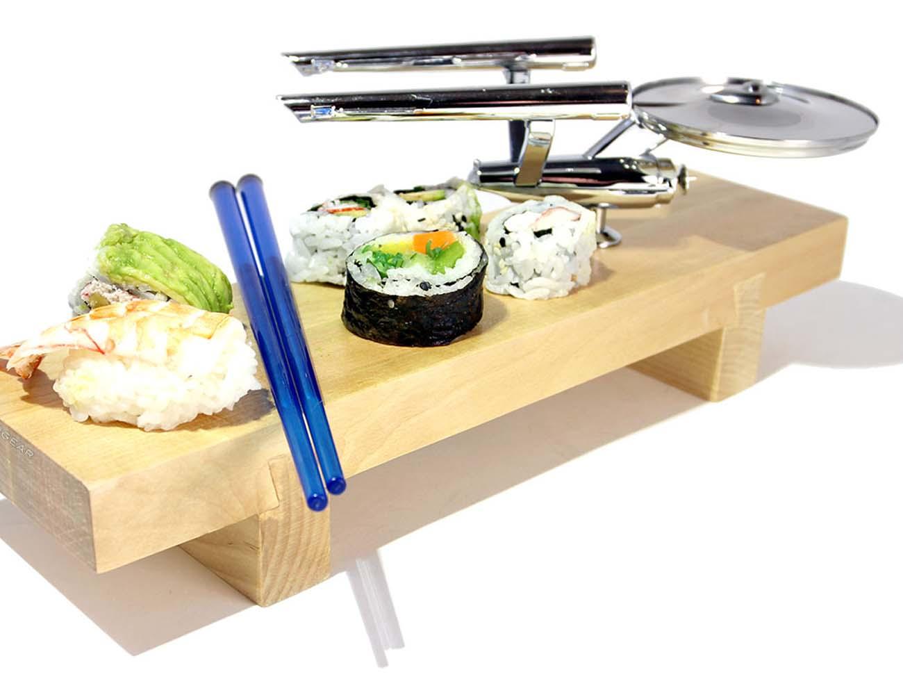 Star Trek U.S.S. Enterprise Sushi Set