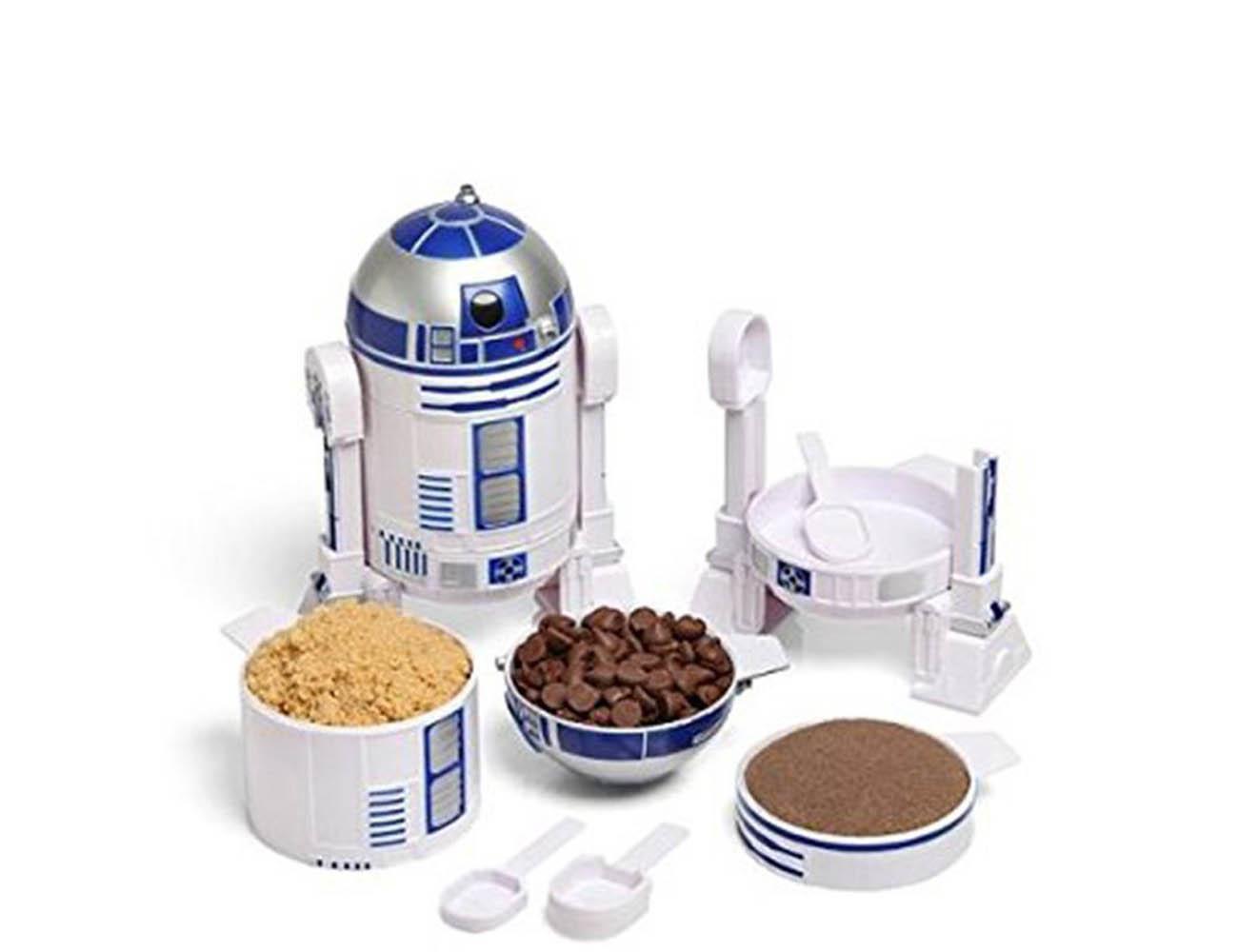 Star Wars Measuring Cup Set
