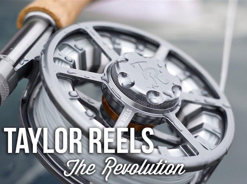 Taylor Reels Revolution