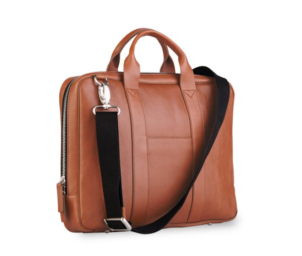 Toffee Lincoln Briefcase