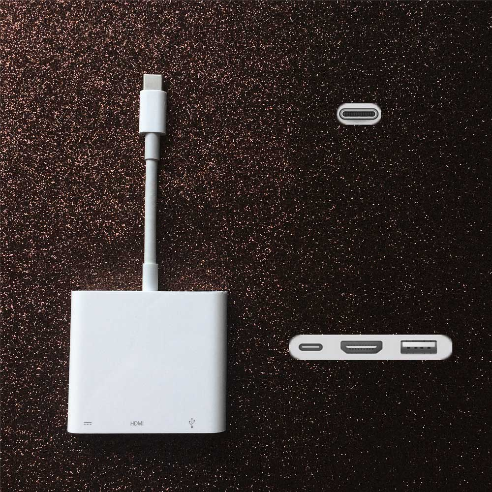 USB-C Digital AV Multiport Adapter